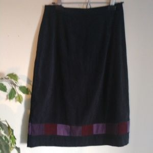 3/$15 White Stag Stretch skirt Size 6